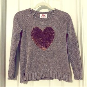 Justice Sweater